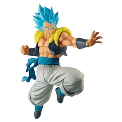 Picture of Dragon Ball Super Gogeta SSGSS Ultimate Soldiers Movie IV PVC Figure
