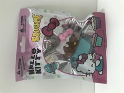 Picture of Hello Kitty Cupcake Squishme Figure