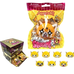 Picture of Aggretsuko Squishme Figure