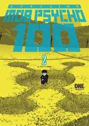 Picture of Mob Psycho 100 Vol 02 SC