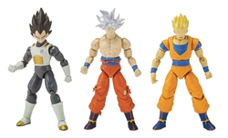 Picture of Dragon Ball Super Dragon Stars Ultra Instinct Goku Action Figure