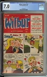 Picture of Wilbur Comics #57