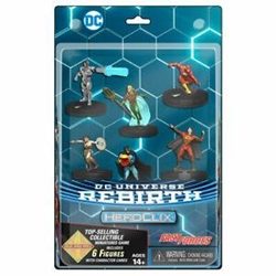 Picture of DC HeroClix Rebirth Fast Forces