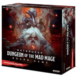 Picture of Dungeons and Dragons Waterdeep Dungeon of the Mad Mage