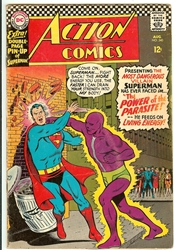 Picture of Action Comics #340