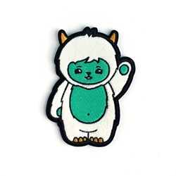 Picture of LuxCups Yeti Adhesive Patch
