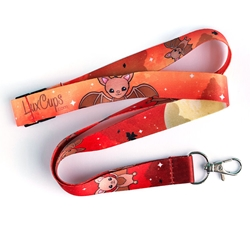 Picture of LuxCups Bat Lanyard