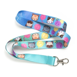 Picture of LuxCups Kitten Lanyard
