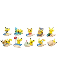 Picture of Pokemon Pikachu Seaside Mini Figure Blind Box