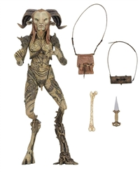 """Picture of Pan's Labyrinth Faun Guillermo Del Toro Signarture Collection 7"""" Action Figure"""
