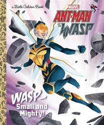 Picture of Marvel Ant-Man & the Wasp Little Golden Book