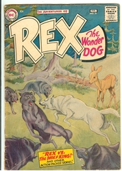 Picture of Adventures of Rex the Wonder Dog #31