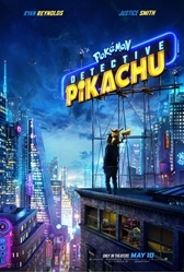 Picture of Detective Pikachu 1-Sheet