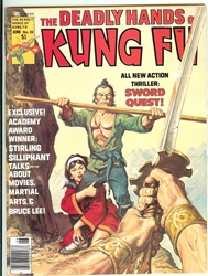 Picture of Deadly Hands of Kung Fu #25