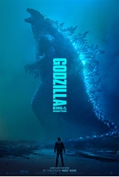 Picture of Godzilla King of the Monsters 1-Sheet