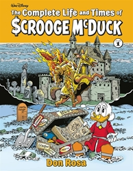 Picture of Complete Life and Times Uncle Scrooge Vol 01 HC Rosa