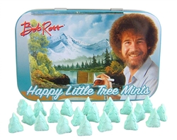 Picture of Bob Ross Happy Little Tree Mints