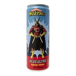 Picture of My Hero Academia Plus Ultra Energy Drink