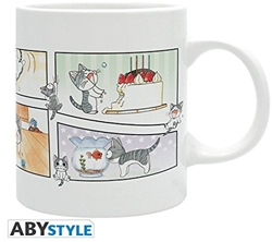 Picture of Chi's Sweet Home Comic Strips Mug