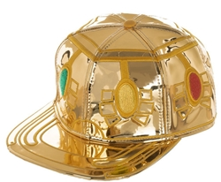 Picture of Infinity Gauntlet Gems Snapback Cap