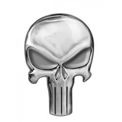 Picture of Punisher Logo Pewter Lapel Pin