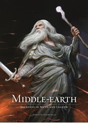 Picture of Middle Earth HC Journeys in Myth and Legend