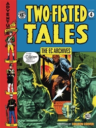 Picture of EC Archives Two-Fisted Tales Vol 04 HC