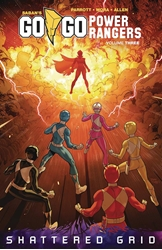 Picture of Go Go Power Rangers TP VOL 03