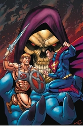Picture of Injustice vs the Masters of the Universe HC