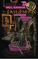 Picture of Sandman Vol 07 SC Brief Lives 30th Anniversary Edition
