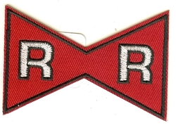 Picture of Dragon Ball Red Ribbbon Army Symbol Patch
