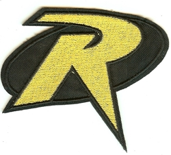Picture of Robin Logo Patch