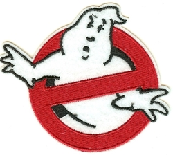 Picture of Ghostbusters Logo Patch