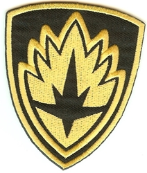 Picture of Guardians of the Galaxy Logo Patch