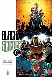Picture of Black Science Omnibus VOL 01 HC DCBS Exclusive