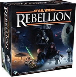 Picture of Star Wars Rebellion Board Game