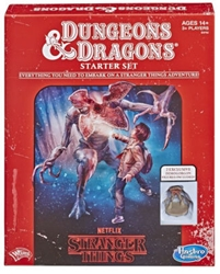 Picture of Dungeons and Dragons Stranger Things Starter Set