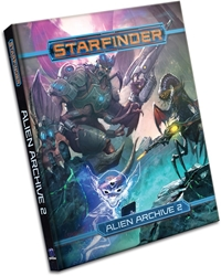 Picture of Starfinder RPG Alien Archive 2 HC