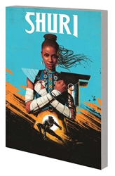Picture of Shuri Vol 01 SC Search for the Black Panther