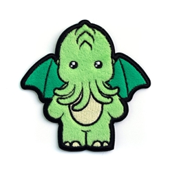 Picture of LuxCups Cute-thulu Adhesive Patch