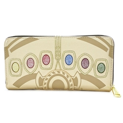 Picture of Thanos Infinity Gauntlet Zip Around Wallet