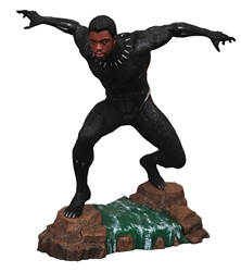 Picture of Black Panther Unmasked Marvel Gallery Movie PVC Figure
