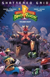Picture of Mighty Morphin Power Rangers Vol 08 SC