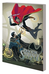 Picture of Doctor Strange by Mark Waid Vol 02 SC Remittance
