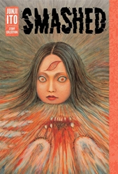 Picture of Smashed Junji Ito Story Collection HC