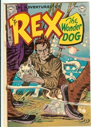 Picture of Adventures of Rex the Wonder Dog #9