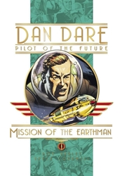 Picture of Dan Dare Mission of the Earthman HC