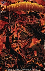 Picture of Volcanosaurus #2 Fiery Cover