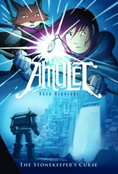 Picture of Amulet Vol 02 HC Stonekeeper's Curse