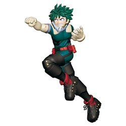 Picture of My Hero Academia Midoriya Enter the Hero Figure
